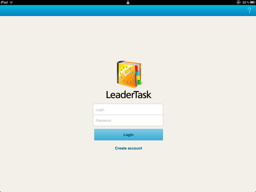 органайзер LeaderTask